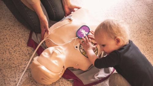 Första hjälpen för barn