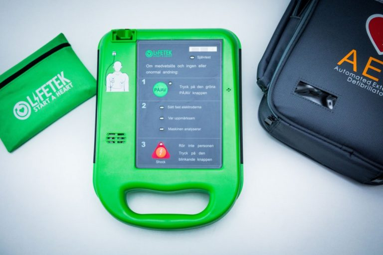 Lifetek AED7000