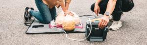 Defibrilaattori